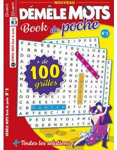 Démêle Mots Book de poche 2 - Avec toutes les solutions