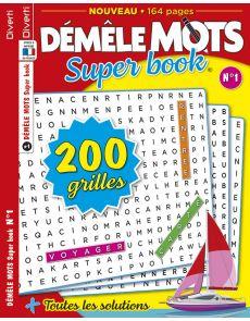 Démêle-Mots Super Book