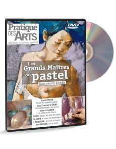 Grands Maîtres du Pastel – Leurs secrets dévoilés – DVD