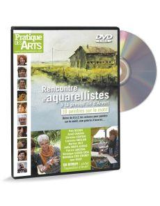 10 aquarellistes à la Presqu'île d'Arvert (DVD)