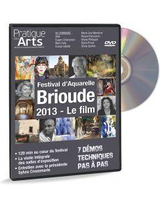 Festival d'Aquarelle de Brioude, le film (DVD)