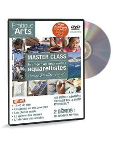 Master Class - En stage avec 2 aquarellistes (DVD)