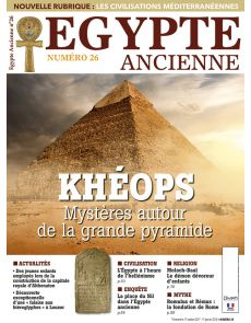 Egypte Ancienne 26 - Khéops, mystères autour de la grande pyramide