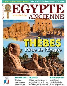 Egypte Ancienne 36 - Thèbes l'âme de l'Égypte