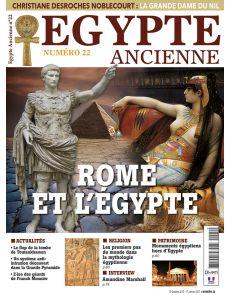 Egypte Ancienne 22 - Rome et l'Egypte