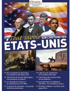 Tout savoir sur l'histoire des Etats-Unis - Les Enigmes de l'Histoire - Hors-série n°12