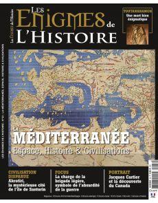 Les énigmes de l'Histoire n°33 - La Méditerranée
