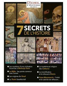 7 secrets de l'Histoire - Hors-série Les Enigmes de l'Histoire n°8