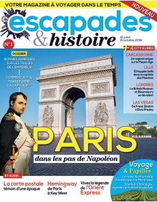 Escapades et Histoire 1 - Paris, dans les pas de Napoléon