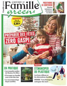 """Famille Green 1 - Préparer des fêtes en mode """"Zéro gaspillage"""""""