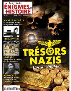 Trésors nazis - L'or du diable - Les Grandes Enigmes de l'Histoire 12
