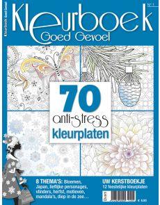 Kleurboek Goed Gevoel N°1