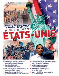 Histoire des Etats-Unis - Les grandes énigmes de l'histoire hors-série 4
