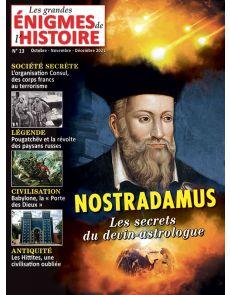 Les secrets de Nostradamus - Les Grandes Enigmes de l'Histoire 13
