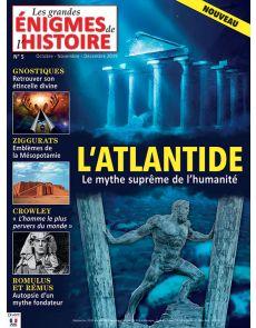 Les Grandes Enigmes de l'Histoire 5 - L'Atlantide le mythe suprême de l'Humanité
