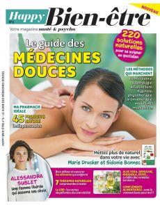 Le Guide des médecines douces - Happy Bien-être 06
