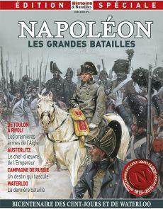 Hors-série n°2 d'Histoire et Batailles Magazine - Napoléon les grandes batailles