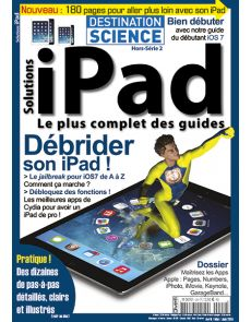 Destination Science Hors Série Ipad n°2