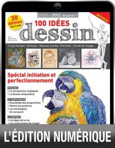 TELECHARGEMENT : 100 idées DESSIN en version numérique