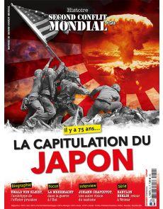 Histoire du Second Conflit Mondial 50 - La capitulation du Japon
