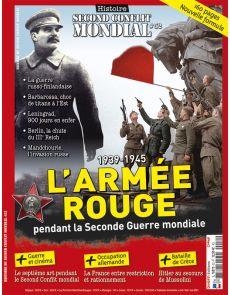 Histoire du Second Conflit Mondial 52 - 1939-1945 L'Armée Rouge