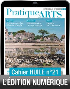 TÉLÉCHARGEMENT - Cahier spécial HUILE 21 - Pratique des Arts