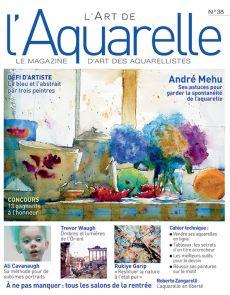 L'Art de l'Aquarelle 38 - Observer pour apprendre l'aquarelle