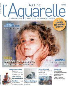 L'Art de l'Aquarelle 47 - Le magazine d'Art des aquarellistes