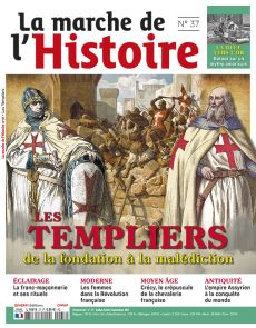 Les Templiers - de la fondation à la malédiction - La Marche de l'Histoire 37