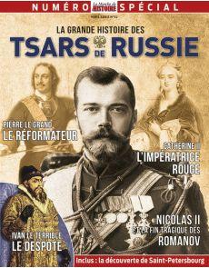 La grande histoire des Tsars de Russie - La Marche de l'Histoire - Hors-Série 12