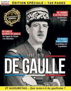 Charles De Gaulle Édition spéciale - La Marche de l'Histoire hors-série 24