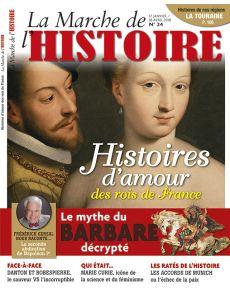 Histoires d'amour des Rois de France - La Marche de l'Histoire 24
