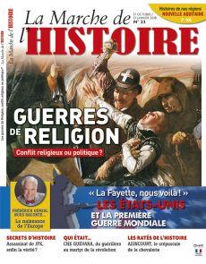 Guerres de religion, conflit religieux ou politique - La Marche de l'Histoire 23