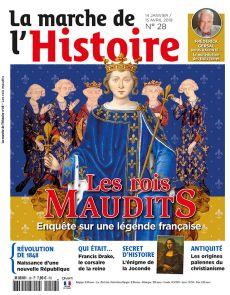 Les Rois Maudits - La Marche de l'Histoire 28