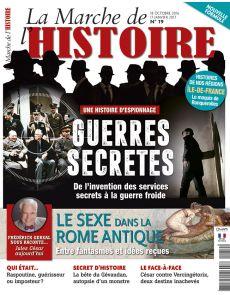 La Marche de l'Histoire n°19 - Espionnage, guerres secrètes