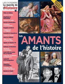 Les amants de l'histoire - Les Dossiers de La Marche de l'Histoire 12