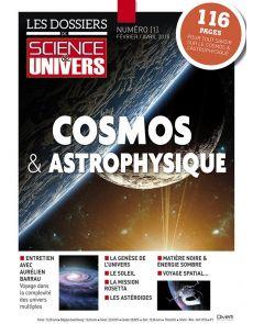 Maxi pochette des Dossiers de Science et Univers 2015 - 4 numéros !