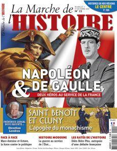 Napoléon et De Gaulle, deux héros au service de la France - La Marche de l'Histoire 22