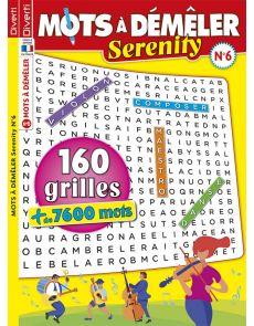 Mots à Démêler Serenity 06 - Plus de 7600 Mots