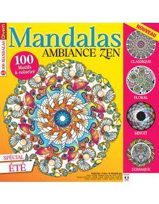 Mandalas Zen 2 - Spécial Été