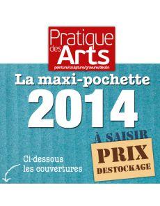 Collection Pratique des Arts 2014 : 6 numéros collectors