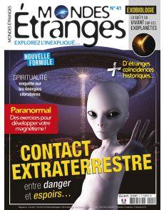 Mondes Étranges 41 - Contact extraterrestre