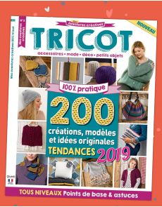 200 créations TRICOT - Mes Aventures Créatives 3