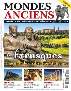 Les Etrusques - Une grande civilisation italienne - Mondes Anciens 06