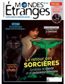 Mondes Étranges n.47 - Explorez l'inexpliqué
