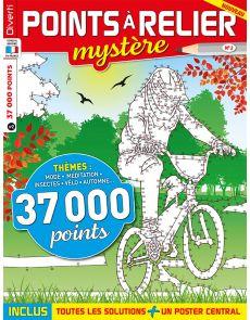 Points à relier Mystère 02 - Grand format