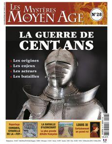 Les Mystères du Moyen Age n°28 - La guerre de cent ans