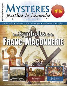 Mystères Mythes et Légendes n°16