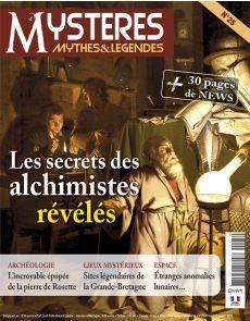 Mystères Mythes et legendes n°25 - Les secrets des alchimistes