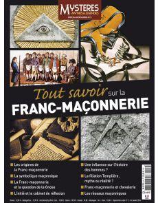 Mystères Mythes et Légendes - Tout savoir sur la franc-maçonnerie